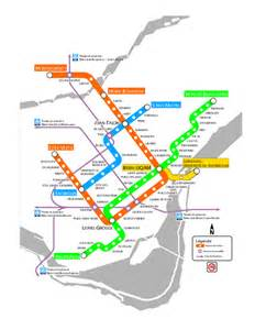 montreal canada metro map images and places pictures and info montreal metro map