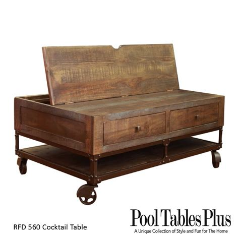 Pool Table Coffee Table Cocktail End Tables