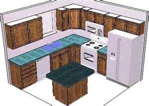 10x10 kitchen layout with island 25 best ideas about 10x10 kitchen on pinterest kitchen