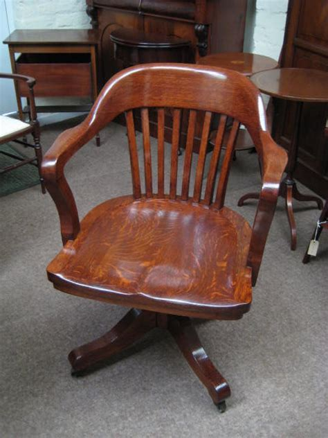 antique bankers chair repair antique swivel chair replacement parts chairs seating