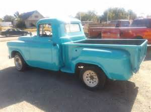 buy used 1959 apache chevy stepside in wichita