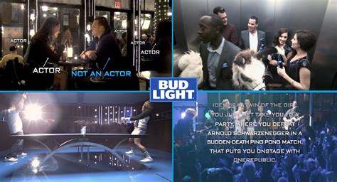 bud light friendship commercial hidden messages in big budget commercials will leave