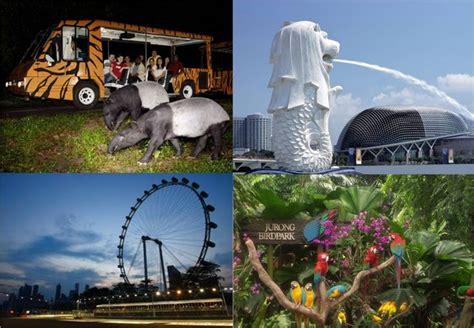 world travel singapore travel places