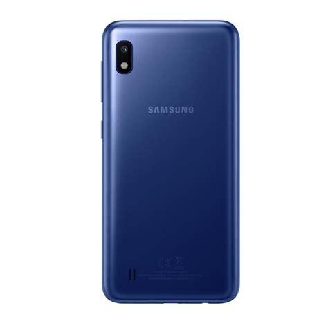 Samsung A10 by Celular Samsung A10 32gb Ds 4g Azul Ktronix Tienda