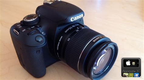 tutorial video canon eos 600d canon eos 600d review youtube