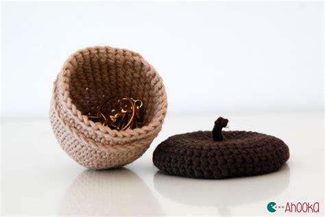 acorns to crochet free patterns grandmother s pattern book the secret behind scrat acorn free crochet pattern