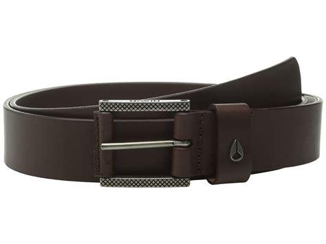 4 Slim Belt nixon americana slim belt at zappos