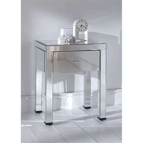 getting your amazing side tables with mirrors for small