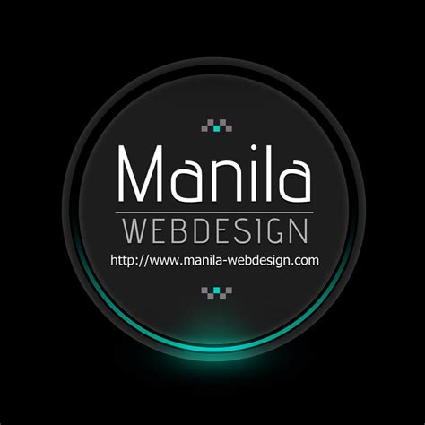 web layout logo manila webdesign logo design by lanotdesign on deviantart