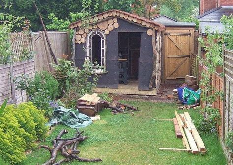tifany now is how to build a shed from scratch