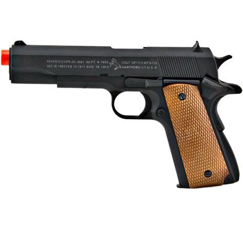 Airsoft Gun Colt 1911 The Gallery For Gt Colt 1911 Airsoft Gun