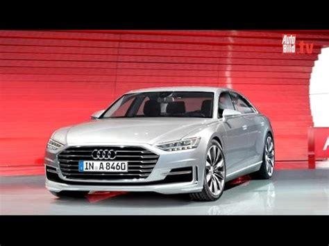 Audi A8 Neu by Insider Der Neue Audi A8 Kommt 2017 Youtube