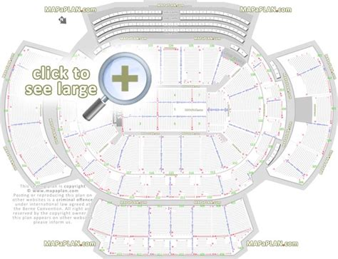 philips arena floor plan philips arena seat row numbers detailed seating chart