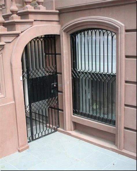 Window And Door Bars by 1000 Images About Doors On Window Security