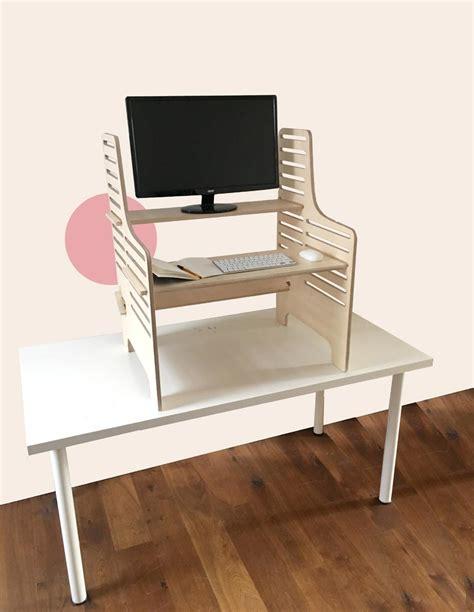 stand up desk desktop stand up desk relieve back standing olympus