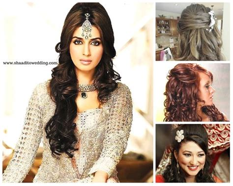Wedding Hairstyles In India by Beautiful Bridal Hairstyles For Indian Wedding
