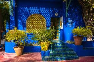 Mediterranean Style House - jardin majorelle marrakech images