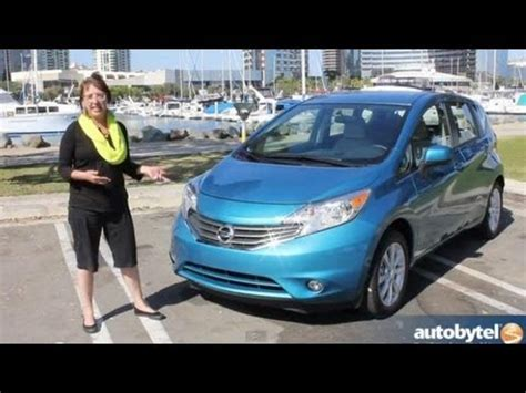compact nissan versa note 2014 nissan versa note car video review youtube