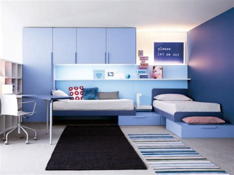 modern teenage bedroom bright and ergonomic furniture for modern teen room by
