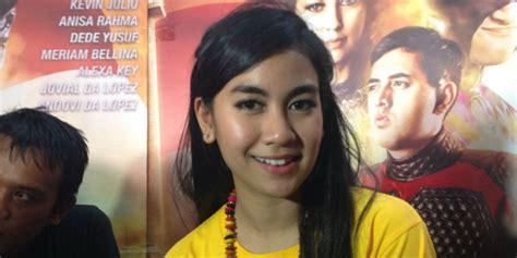 Muka Anisa Eks Cherrybelle Anisa Rahma Nyaman Dengan Bahan Alami