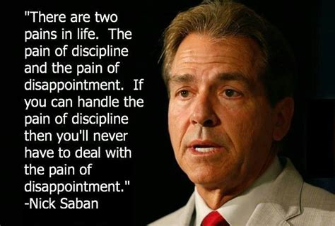the management ideas of nick saban a leadership study of the alabama crimson tide football coach books image gallery nick saban quotes