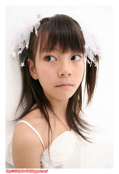 u15 japanese junior idol photos popular photography ayu makihara picture