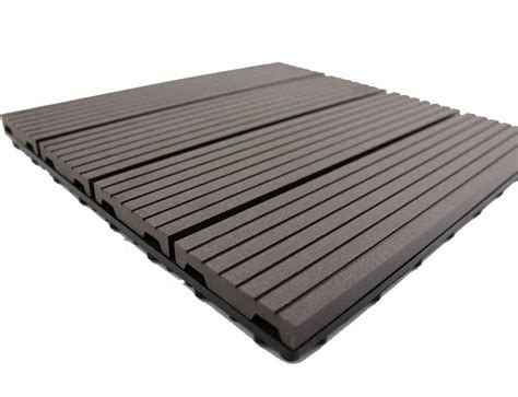 composite natural composite deck tile natural sgc