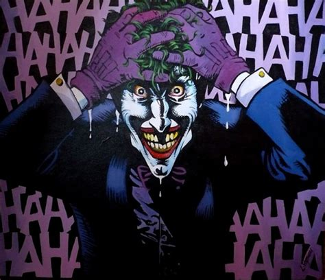 joker tattoo killing joke the killing joke la follia di joker lacooltura