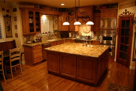Granite Kitchen Counter by The Granite Gurus Lapidus Granite Kitchen