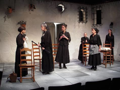the house of bernarda alba the house of bernarda alba