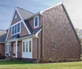 Low Maintenance Home Exteriors - the foundry speciality siding split shake gallery the