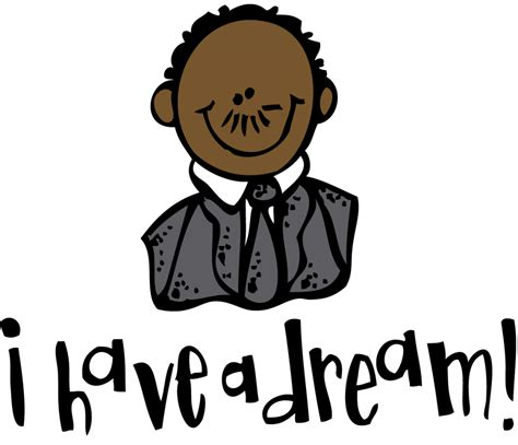 Clip Clinton On Martin Luther King by Mlk Jr Clipart 64
