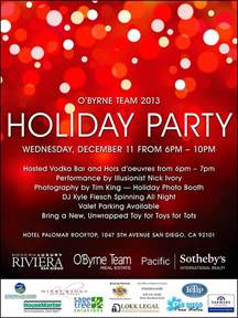 holiday party flyer google search minacs pinterest