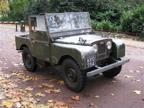 1950 Land Rover Series 1 For Sale 1953599 Hemmings