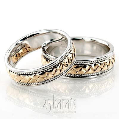 Wedding Bands Brands Wedding Band Sets His And Hers Wedding Bands Matching