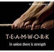 Motivational Teamwork Quotes For Work