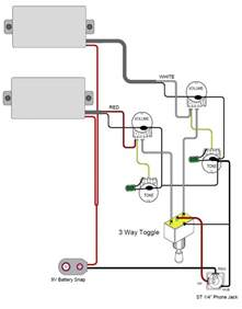 guitarheads wiring active