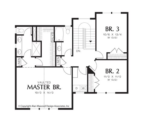 alan mascord floor plans mascord house plan 1248 the ripley alan plans designs
