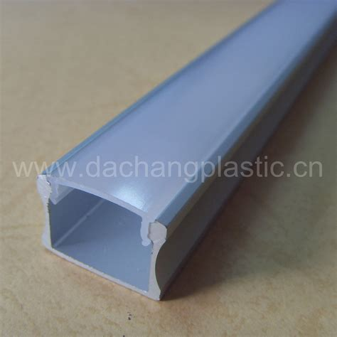 led light diffuser acrylic lens china frosted polycarbonate profile for led light diffuser