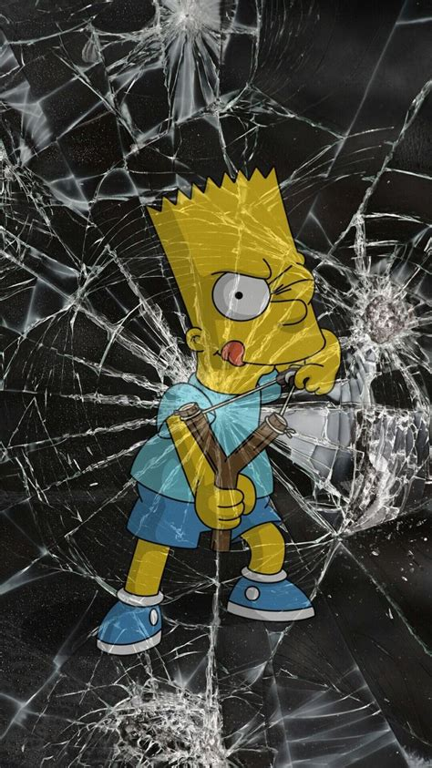 wallpaper iphone 6 simpsons best 25 bart simpson ideas on pinterest android m image