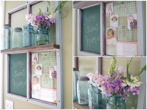 thrifty decorating old windows as wall decor 20 remarkable diy ideas to reuse your old windows and doors