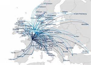 air route map recana masana