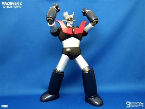 mazinger z figure mazinger z sideshow collectibles