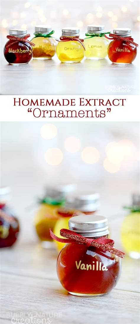 rare foods christmas gifts extract ornaments easy gift sprinkle some