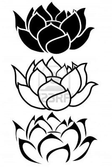 tribal flower tattoos meanings tribal lotus flower meaning traditional