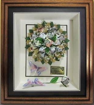 tutorial bunga kertas dari uang mahar uang kertas gabriel souvenir solo