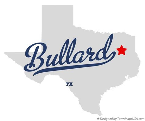 bullard texas map bullard texas map images
