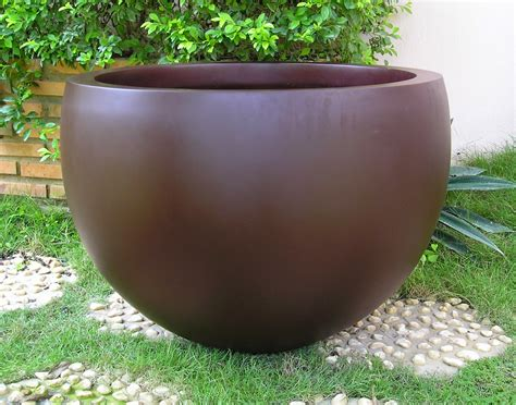 Modern Outdoor Planters Wholesale by Modern Indoor And Outdoor Planters Fiberglass Planters
