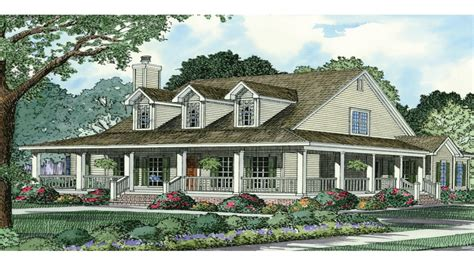 homes with wrap around porches country style country house plans country style house plans with wrap around porches southern style