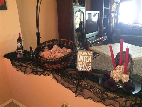 halloween themed bunco spooky bunco party ideas photo 3 of 37 catch my party